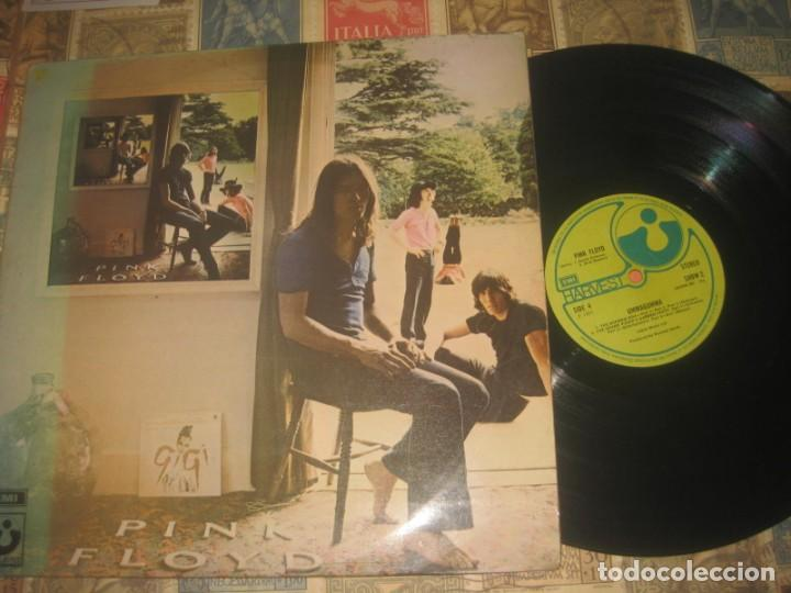 PINK FLOYD – UMMAGUMMA (1969- HARVEST ) OG ENGLAND PSYCHEDELIC ROCK, (Música - Discos - LP Vinilo - Pop - Rock Extranjero de los 50 y 60)
