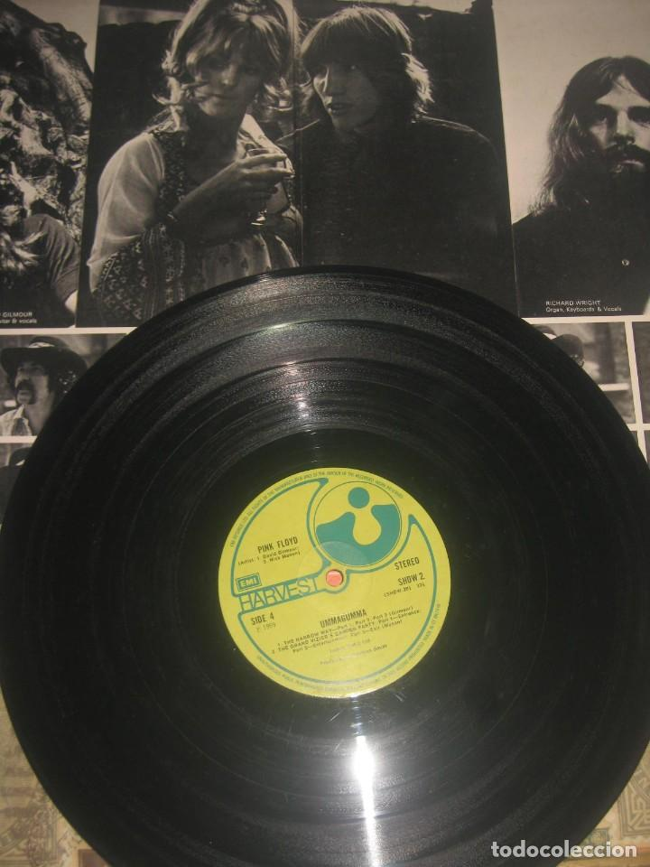 Discos de vinilo: Pink Floyd – Ummagumma (1969- Harvest ) og england Psychedelic Rock, - Foto 2 - 206823277