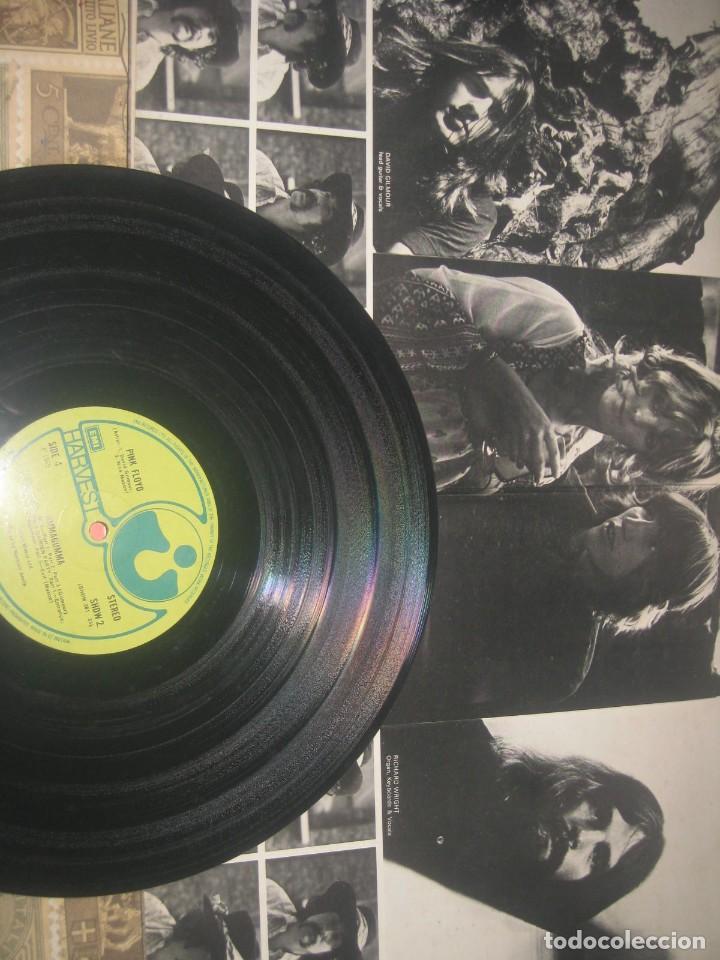 Discos de vinilo: Pink Floyd – Ummagumma (1969- Harvest ) og england Psychedelic Rock, - Foto 3 - 206823277