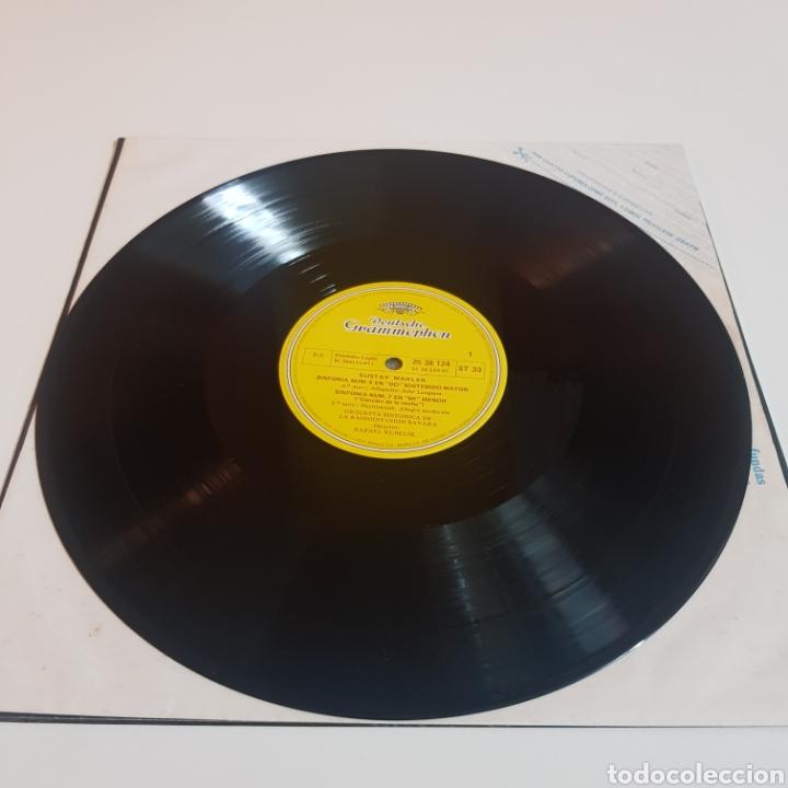 Discos de vinilo: MUERTE EN VENECIA - GUSTAV MALHER : ADAGIETTO ( SYMPH N° 5 ) MISTERIOSO ( SYMPH N° 3 ) - Foto 4 - 206823818