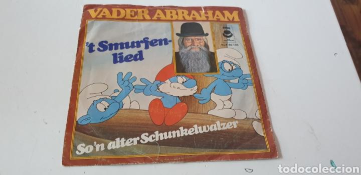 Discos de vinilo: VINILO VADER ABRAHAM T SMURFER-LIED SON ALTER SCHUNKELWALZER - Foto 2 - 206824888