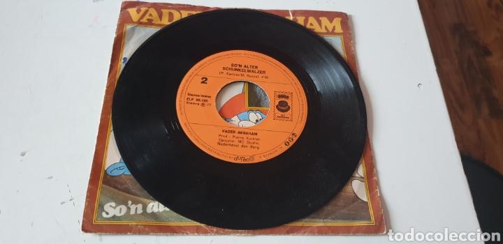 Discos de vinilo: VINILO VADER ABRAHAM T SMURFER-LIED SON ALTER SCHUNKELWALZER - Foto 4 - 206824888
