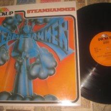 Discos de vinilo: STEAMHAMMER-( BELLAPHON RECORDS,1976), OG ALEMANIA EXCELENTE CONDICION. Lote 206828097