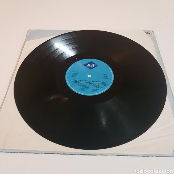 Discos de vinilo: MILLIE JACKSON - AN IMITATION OF LOVE - EDICION ALEMANA - Foto 5 - 206828583