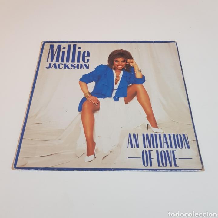 MILLIE JACKSON - AN IMITATION OF LOVE - EDICION ALEMANA (Música - Discos - LP Vinilo - Funk, Soul y Black Music)