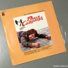 Discos de vinilo: NUMULITE LP138 PERROS CALLEJEROS II BUSCA Y CAPTURA BANDA SONORA ORIGINAL. Lote 206830020