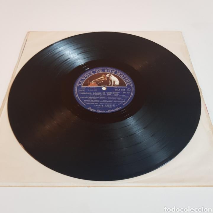 Discos de vinilo: FRANCK POURCEL ET SON GRAND ORCHESTRE - AMOUR DANCE ET VIOLONS - Foto 5 - 206830375