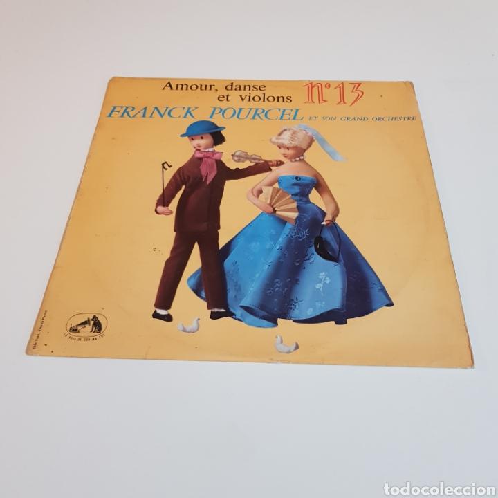 Discos de vinilo: FRANCK POURCEL ET SON GRAND ORCHESTRE - AMOUR DANCE ET VIOLONS - Foto 6 - 206830375