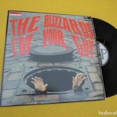 Discos de vinilo: LP THE BLIZZARDS – I'M YOUR GUY - 1965 RE - GERMAN BEAT 60'S (EX++/M-) Ç. Lote 206831201