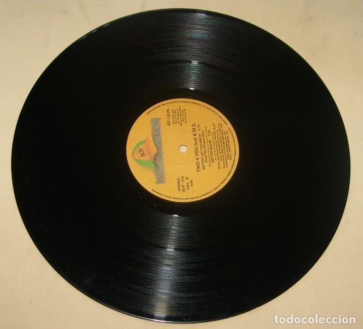 Discos de vinilo: 2-4-U - BETTER LET YOU KNOW - BOY RECORDS 1991 - Foto 4 - 206836640