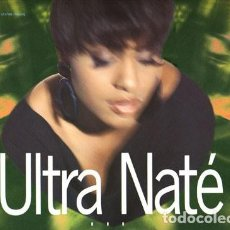 Discos de vinilo: ULTRA NATÉ LP MAXI REJOICING UK 1992. Lote 206837011