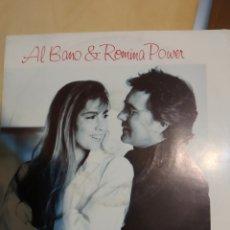 Discos de vinilo: AL BANO & ROMINA POWER. MUJER POR AMOR.. Lote 206839222