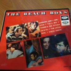 Dischi in vinile: THE BEACH BOYS. BÁRBARA ANN. EP. Lote 206840441
