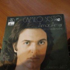 Discos de vinilo: CAMILO SEXTO. AMOR AMAR.. Lote 206842161