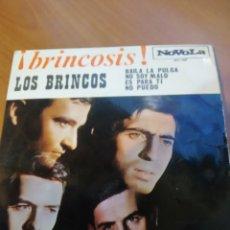 Discos de vinilo: LOS BRINCOS. BRINCOSIS.. Lote 206842346