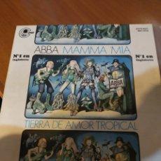 Discos de vinilo: ABBA. MAMMA MÍA.. Lote 206842670