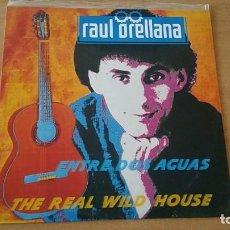 "Discos de vinilo: MAXI 12"" RAUL ORELLANA ENTRE DOS AGUAS. Lote 206843033"