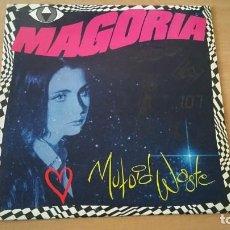 """Discos de vinilo: MAXI 12"""" MAGORIA MUTOID WASTE. Lote 206843115"""