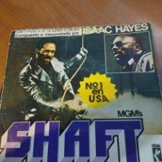 Discos de vinilo: ISAAC HAYES. SHAFT.. Lote 206845086