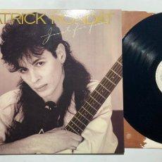 Discos de vinilo: LP PATRICK RONDAT – JUST FOR FUN EDICION UK DE 1989. Lote 206847098
