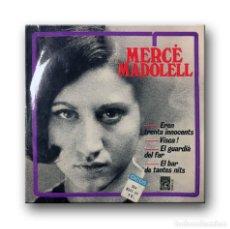 Discos de vinilo: MERCE MADOLELL - EREN TRENTA INOCENTS. Lote 206855751