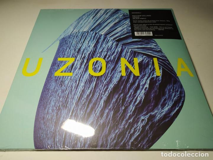 Discos de vinilo: LP - Matthew Collings ‎– Uzonia - den321 - Germany 2019 ( Nuevo!) - Foto 1 - 206870857