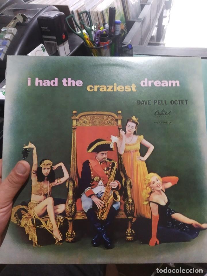 LP DAVE PELL OCTET I HAD THE CRAZIEST DREAM EX/EX segunda mano