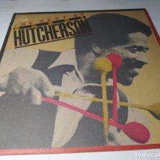 Discos de vinilo: LP - THE BEST OF BOBBY HUTCHERSON ( VG+ - VG+ ) USA 1981. Lote 206875163