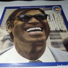 Discos de vinilo: LP - EARL HINES ?– LIVE AT THE VILLAGE VANGUARD - CBS 462401 1 ( VG+ / VG+ ) HOLANDA 1988. Lote 206875503