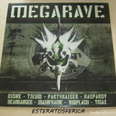 Discos de vinilo: VARIOUS – MEGARAVE - MEGARAVE RECORDS – MRV110 - 2008. Lote 206876375