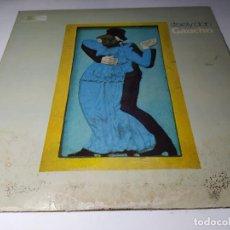 Discos de vinilo: LP - STEELY DAN ?– GAUCHO - 203 192 ( VG+ / P ) GER 1980. Lote 206880691
