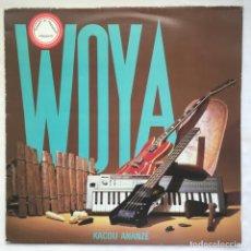 Discos de vinilo: WOYA – KACOU ANANZÉ 1986 FRANCES. Lote 206896038