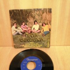 Discos de vinilo: NUEVA EXPERIENCIA. WELL, SAYING GOODBYE, ETC EP. 1971.. Lote 206898883