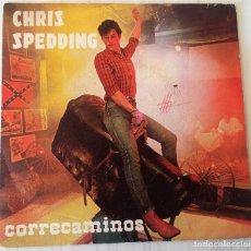 Discos de vinilo: CHRIS SPEDDING - CORRECAMINOS RAK - 1982. Lote 206901036