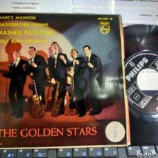 Discos de vinilo: THE GOLDEN STARS EP MASHED POTATOES! + 3 ESPAÑA 1962. Lote 206908255
