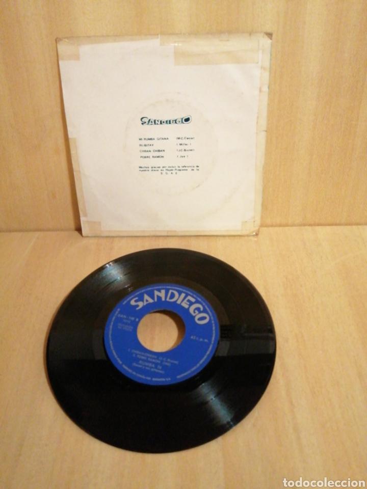 Discos de vinilo: Rumba 74. Tonet y sus Gitanos. Mi rumba gitana. etc. EP - Foto 2 - 226803895