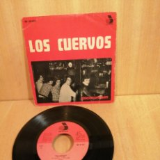 Dischi in vinile: LOS CUERVOS. ESCÚCHAME, ETC EP 1972.. Lote 206928748