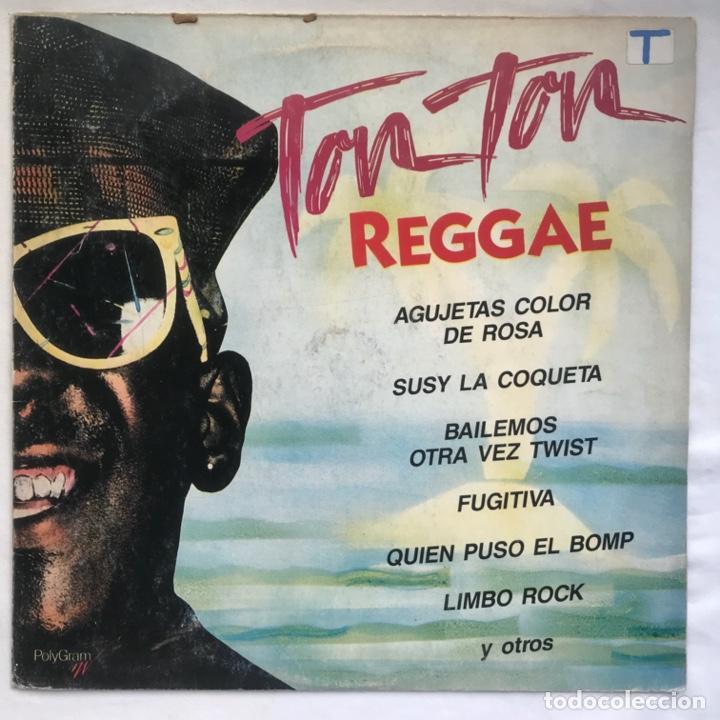 TON TON REGGAE ARGENTINA 1988 (Música - Discos - LP Vinilo - Reggae - Ska)