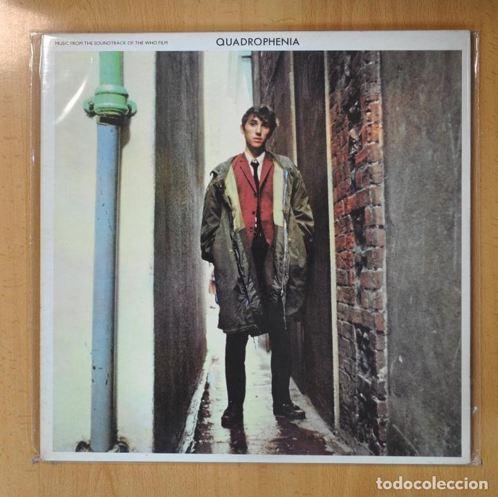 QUADROPHENIA - THE WHO - BSO - LP (Música - Discos - LP Vinilo - Bandas Sonoras y Música de Actores )
