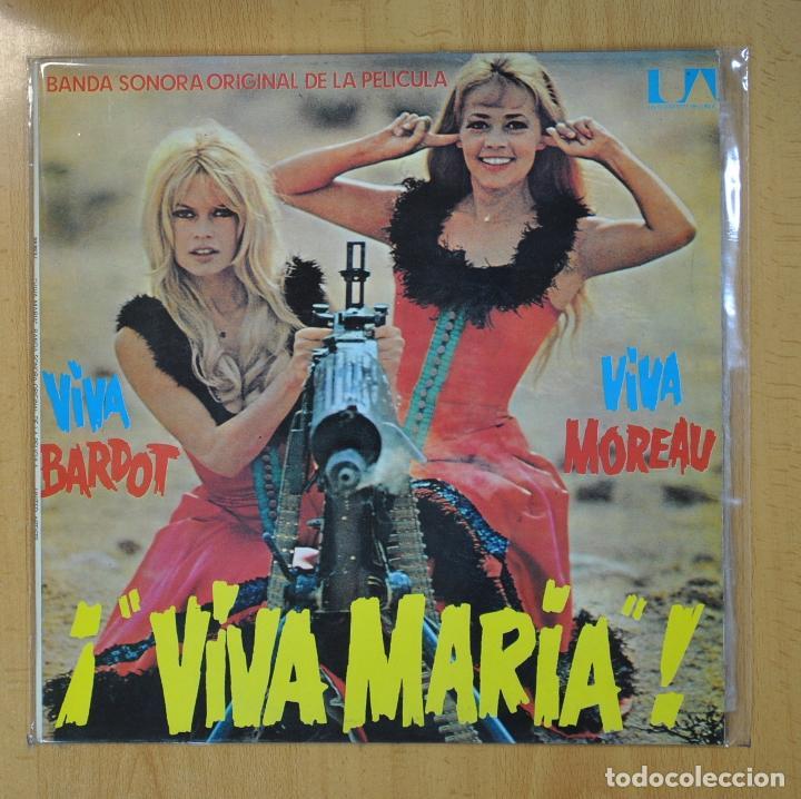 GEORGES DELERUE - ¡VIVA MARIA! - BSO - LP (Música - Discos - LP Vinilo - Bandas Sonoras y Música de Actores )