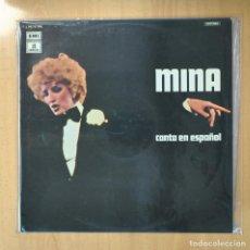 Discos de vinilo: MINA - MINA CANTA EN ESPAÑOL - LP. Lote 206935678