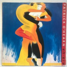 Discos de vinilo: PATRICK O'HEARN  MIX-UP 1990 DOWNTEMPO. Lote 206937640
