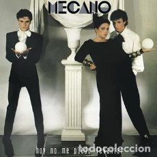 Discos de vinilo: MECANO - HOY NO ME PUEDO LEVANTAR .. REEDICION EN SINGLE VINILO TRANSPARENTE 2020 - PRECINTADO. Lote 206938322