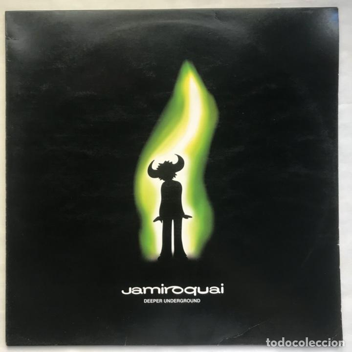 JAMIROQUAI – DEEPER UNDERGROUND 1998 (Música - Discos - LP Vinilo - Techno, Trance y House)