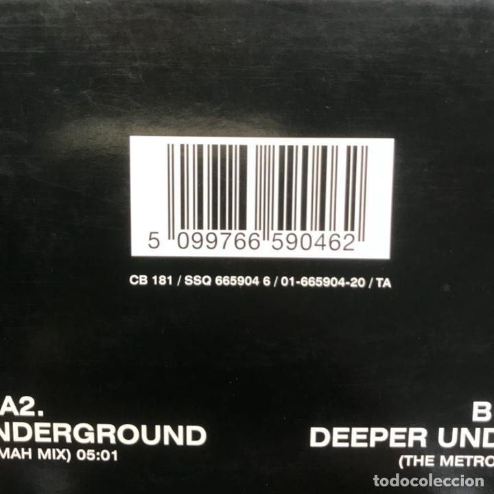 Discos de vinilo: Jamiroquai – Deeper Underground 1998 - Foto 3 - 206938797