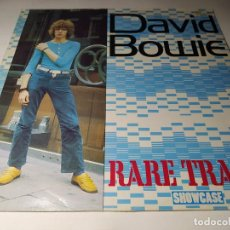 Dischi in vinile: LP - DAVID BOWIE – RARE TRACKS - SHLP 137 ( VG+ / VG+ ) UK 1985. Lote 206941077