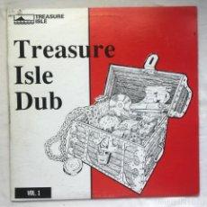 Discos de vinilo: VARIOUS – TREASURE ISLE DUB VOL. 1 JAMAICA. Lote 206941380