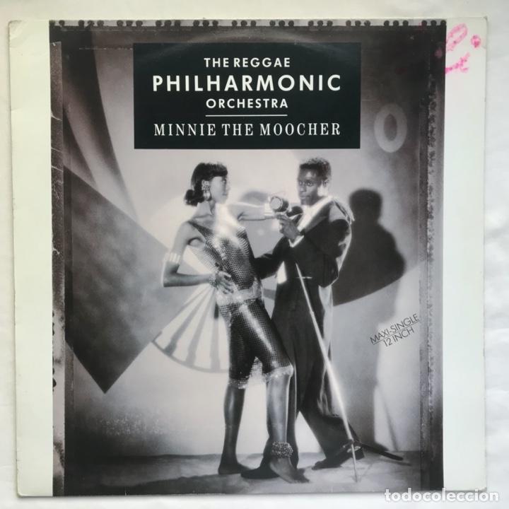 THE REGGAE PHILHARMONIC ORCHESTRA MINNIE THE MOOCHER (Música - Discos de Vinilo - Maxi Singles - Reggae - Ska)