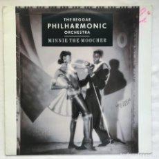 Discos de vinilo: THE REGGAE PHILHARMONIC ORCHESTRA MINNIE THE MOOCHER. Lote 206942190