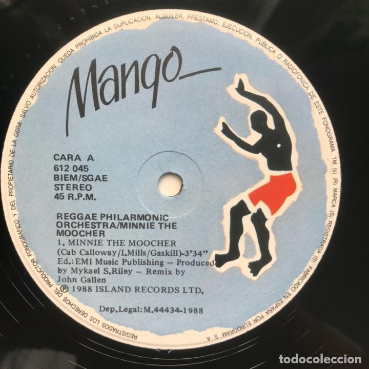 Discos de vinilo: The Reggae Philharmonic Orchestra Minnie The Moocher - Foto 4 - 206942190